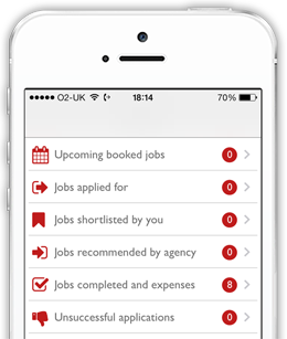 Staffwise staffing database works accross all browsers and platforms, including mobile